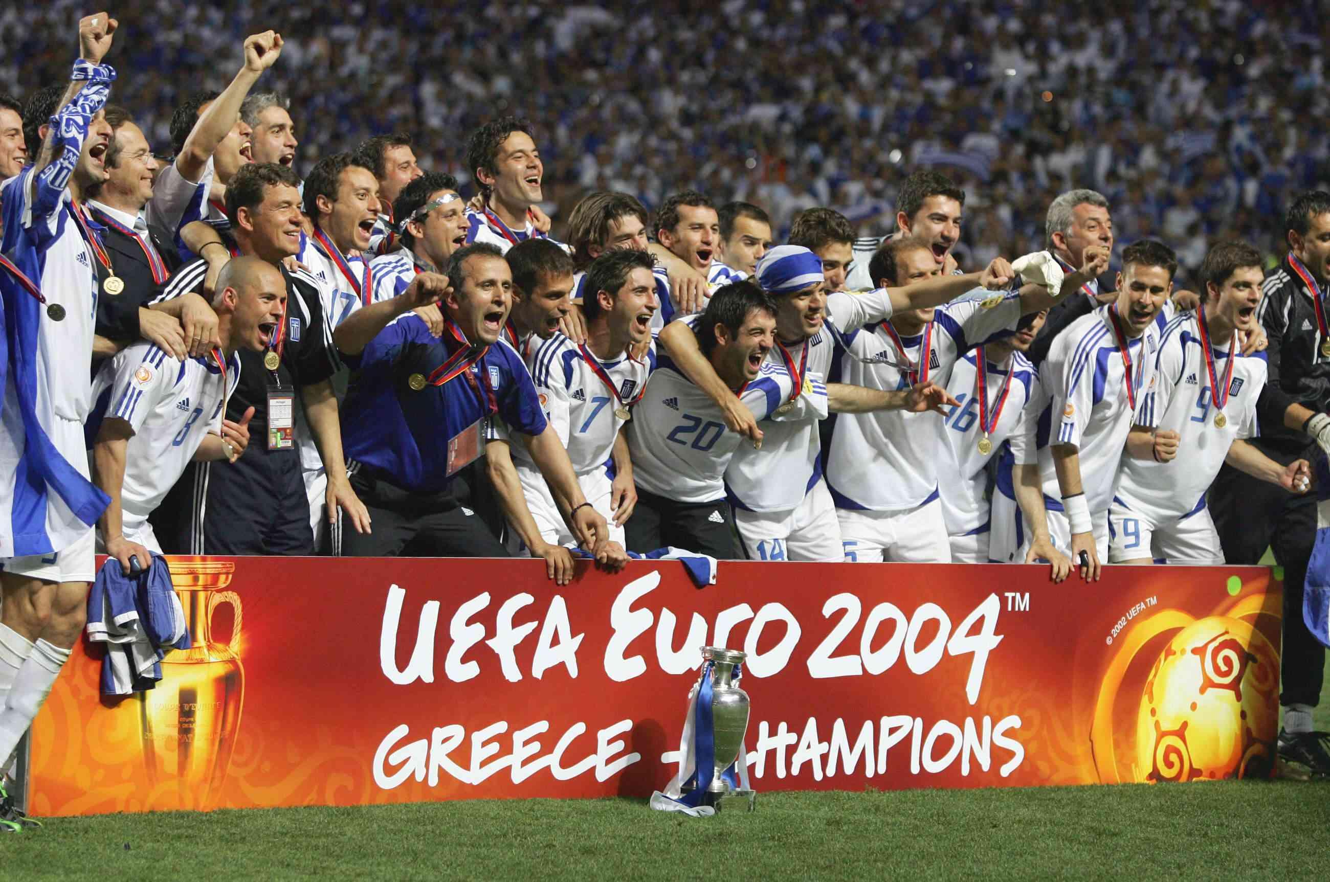 Чемпионате Европы 2004