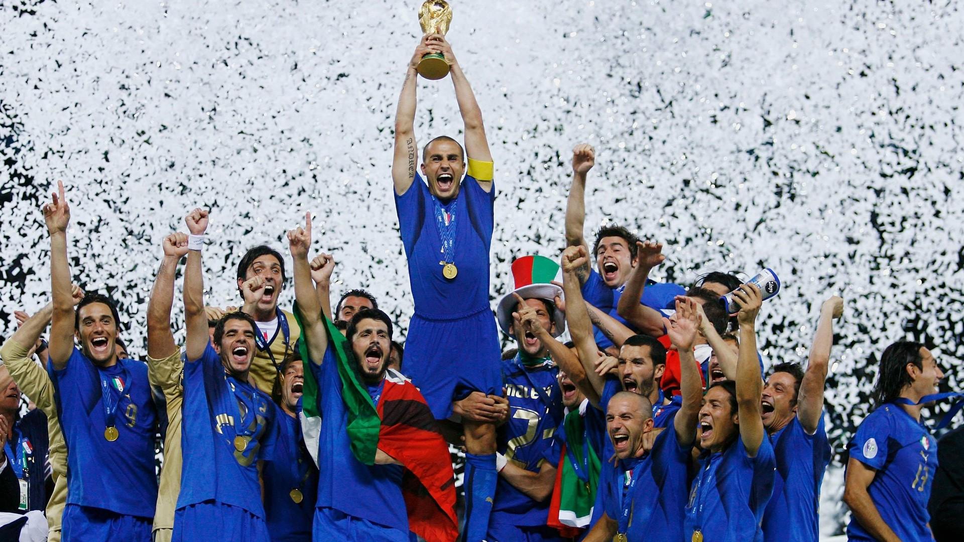 Италия - победитель ЧМ 2006