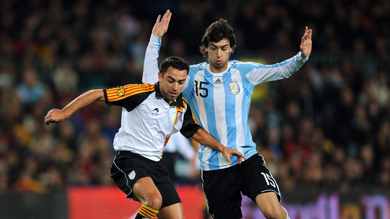 Матч Каталония - Аргентина