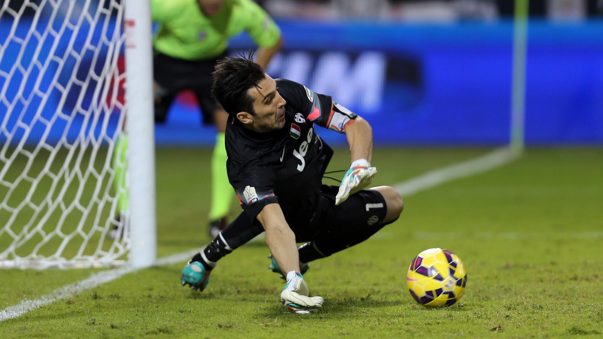 Джанлуиджи Буффон - легенда Итальянского футбола