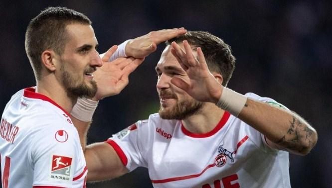 """Игроки """"Кёльна"""" в домашней форме сезона 2018-2019"""