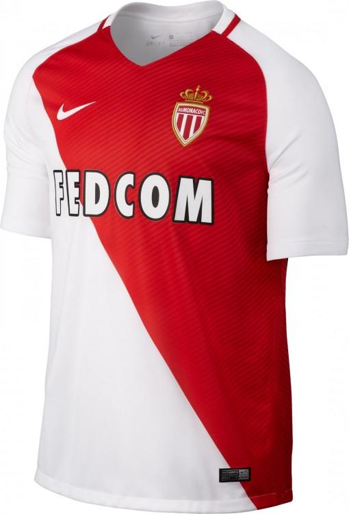 Экипировка футбольного клуба монако