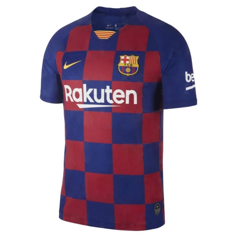 Футбольная форма фк барселона испания
